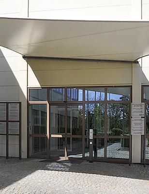 Eingang SPZ